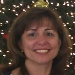 Georgia Vrioni MD, PhD